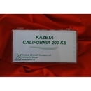 California Kazeta 200ks