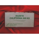 California Kazeta 500ks