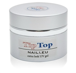Gel na nehty Tip Top lesk gel 40 ml